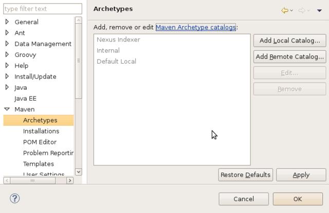 Working With Custom Maven Archetypes (Part 3) - DZone Java